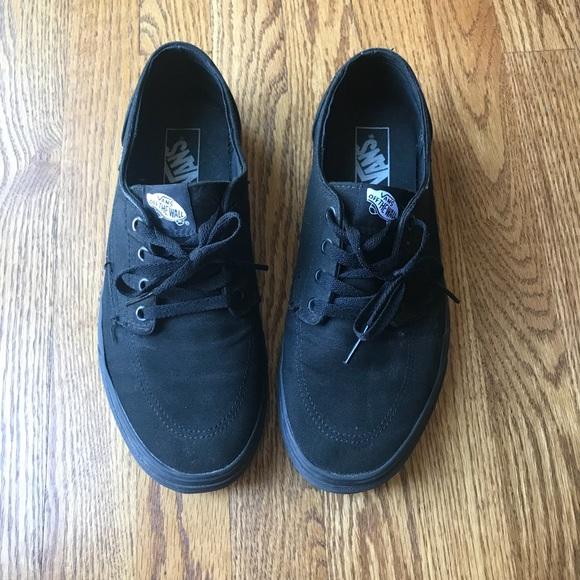 010745a3c3 Vans Men s Black Authentic Core Classics. M 5afcaffb2c705d643b934772. Other  Shoes ...